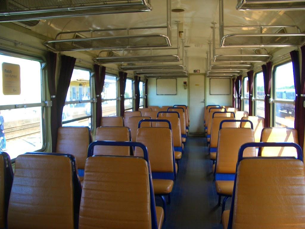 Véridique ! en 2006 ces trains existaient encore !!!