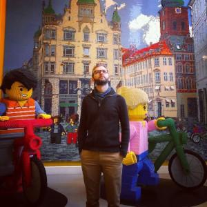 N'oublions pas que Lego c'est danois :