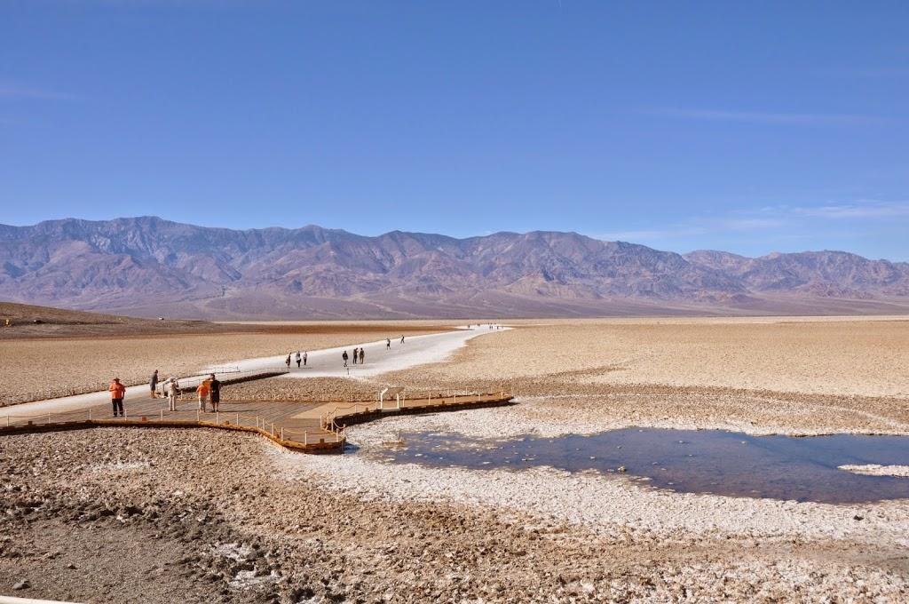 Bad water : lac de sel