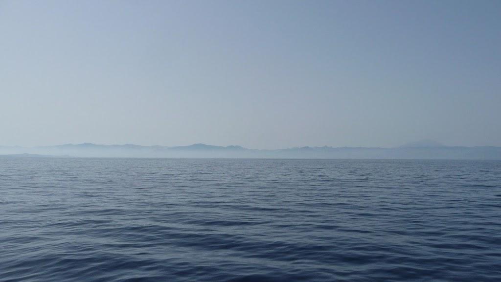 En route pour les Iles Eoliennes
