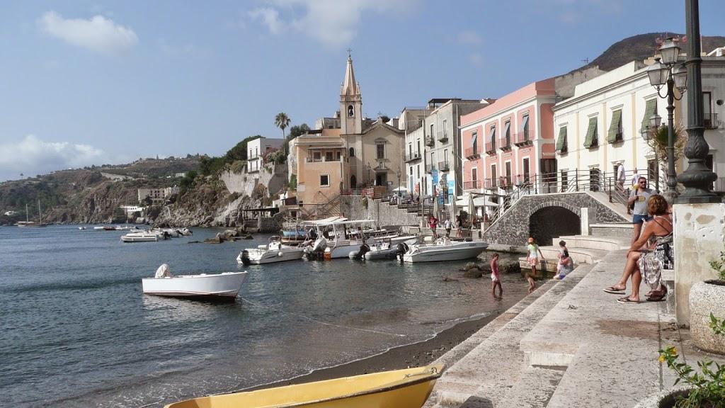 Port de Lipari