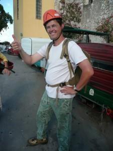 Bruno, prêt pour la mine !