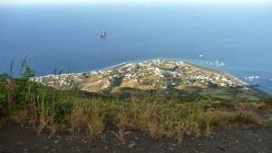 Stromboli village